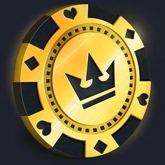 poker chips on Behance Coin Design, Web Design, Game Design, Black Phone Wallpaper, Chip Art, Game Interface, Gambling Games, Poker Games, Game Assets