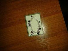 Bracelet for good luck ;-)