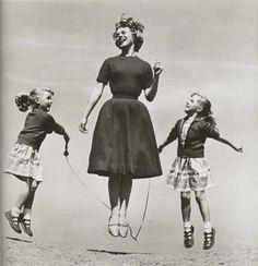 Photo by Norman Parkinson,  c.1950s.