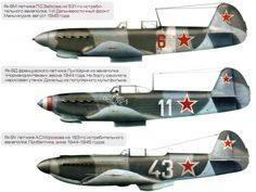 Russian Fighter, Air Force Aircraft, Russian Air Force, Ww2 Planes, Aviation Art, Submarines, Model Airplanes, S Pic, World War Two