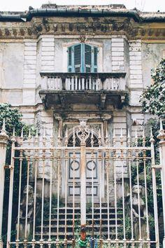 abandoned palazzo   chiavari   liguria   italy  by BradTheSaint