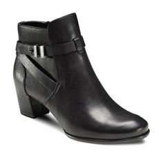 Pailin Ankle Bootie | Women's Boots | ECCO USA - These would work well for France!!