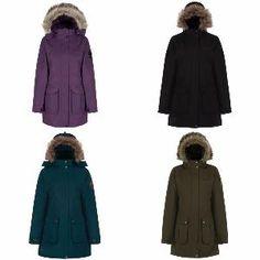 Regatta Great Outdoors Womens/Ladies Schima Waterproof Parka Jacket from Universal Textiles at SHOP.COM UK