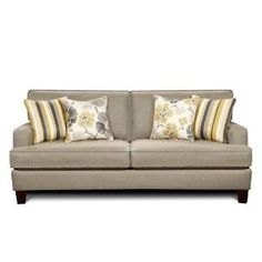 Check out the Chelsea Home Furniture FS2490 Geneva Sofa priced at $779.99 at Homeclick.com.