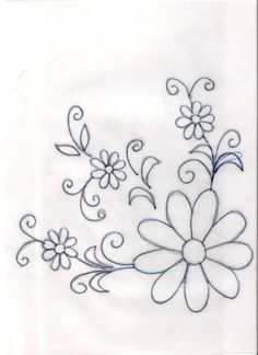 Drawings to embroider or paint tablecloths- Dibujos para bordar o pintar manteles Drawings to embroider or paint tablecloths - Mexican Embroidery, Hand Embroidery Patterns, Ribbon Embroidery, Cross Stitch Embroidery, Cross Stitch Patterns, Machine Embroidery, Flower Patterns, Needlework, Sewing Projects