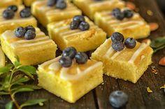 Krajanka cytrynowa - niebo na talerzu Lemon Desserts, Delicious Desserts, Polish Recipes, Polish Food, Doughnuts, Cooking Time, Waffles, Biscuits, Food And Drink