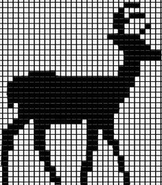animal needlepoint patterns | Animals | Free Knitting, Crochet, Needlepoint, and Cross-Stitch Charts ...