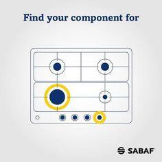 Sabaf - Find your component -  http://www.sabaf.it