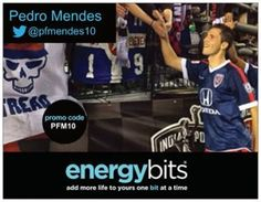 "PEDRO MENDES: Pedro is a Brazilian footballer who currently plays for Indy Eleven in the North American Soccer League. Pedro's twin brother Paulo also plays in the NASL. This speedy, high skilled forward made his way onto the map back in 2007 with the Olympic Development Program where he received invitation to the National Camp, and played for the Regional and State Teams. ""The difference between good and great depends on every bit of energy you have left."""