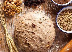 3 pães com fermentação natural