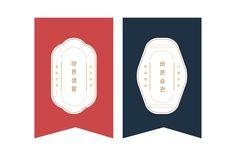 Brand Packaging, Packaging Design, Branding Design, Logo Design, Graphic Design, Typography Logo, Typography Design, Chinese Logo, Lucky Symbols