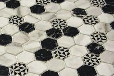 Mozaiek Vloertegels Badkamer : Beste afbeeldingen van wandtegels mozaiek tegels carrara