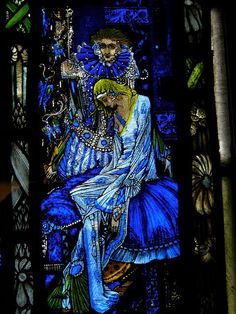 Stained glass by Henry Clarke