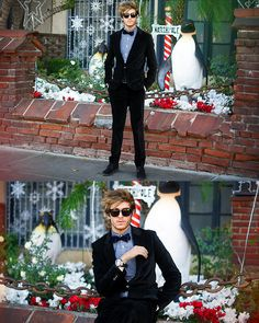 Mr. Penguin is #dressedfor #party (by Adam Gallagher) http://lookbook.nu/look/4370740-Mr-Penguin-is-dressedfor-party