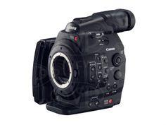 Canon Cinema EOS C500 EF super 35mm 4K digital cinematography camcorder with EF lens mount