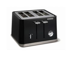 Aspect Toaster (Black) http://www.morphyrichards.co.za/products/aspect-4-slice-1800w-black-toaster-240002