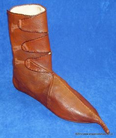 Haithabu Boots  9th – 10th Century
