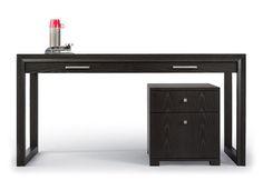 Modern Schreibtisch / Esche ARRIS ALTURA