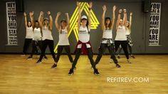 """Stand By You"" || Rachel Platten || Dance Fitness Choreography || REFIT®..."