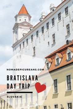 Planning a daytrip to Bratislava, Slovakia? Look no further! Learn what to see, do and eat in Bratislava during only one day!