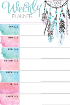 Mummy chose this one To Do Planner, Daily Planner Pages, Routine Planner, Weekly Planner Printable, Study Planner, Planner Book, Life Planner, Planner Template, Week Planer