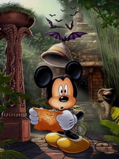Shop for official Walt Disney World travel and vacation clothes. luggage and more Disney Parks Authentic Merchandise at Disney Store. Arte Do Mickey Mouse, Mickey Mouse And Friends, Minnie Mouse, Disney Kunst, Arte Disney, Disney Art, Mickey Mouse Wallpaper, Disney Wallpaper, Disney Images