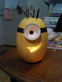 Minion Squash > Everything Else