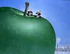 ZHANG QIKAI - Are the Apples in Eden Red or Green No.2 (2007) - quika_0016fm.jpg
