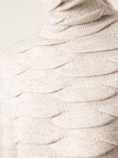 ANN DEMEULEMEESTER - roll neck sweater 10
