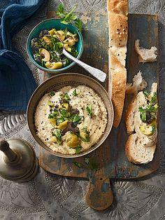 Baba Ghanoush, ein sehr leckeres Rezept aus der Kategorie Gemüse. Bewertungen: 101. Durchschnitt: Ø 4,3.
