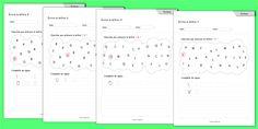 Feuille d'écriture PDF, Pas à pas vers la maîtrise des CAPITALES d'imprimerie- Écrire les droites obliques, oves obliques complexes, combiner droites & arrondis