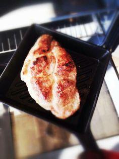 Ceafa de porc - 6 mins skillet or 8 mins oven