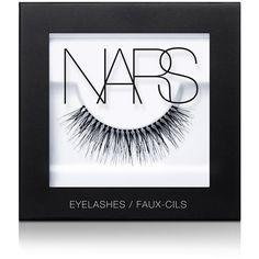 NARS Numéro 6 Eyelashes - Numéro 6 ($20) ❤ liked on Polyvore featuring beauty products, makeup, eye makeup, false eyelashes, beauty, cosmetics, fillers, black eye makeup and nars cosmetics