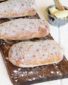 Bread Recipes, Cooking Recipes, Bread Bun, Swedish Recipes, Raw Vegan, No Bake Desserts, Hot Dog Buns, Nom Nom, Rolls