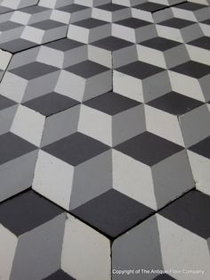 large hexagon tile - Google Search