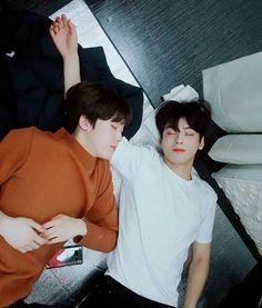 Cha Eunwoo [차은우] and Sanha [산하]. Astro Boy, Astro Eunwoo, Pop Group, Girl Group, Park Jin Woo, Astro Wallpaper, Lee Dong Min, Cha Eun Woo Astro, Sanha