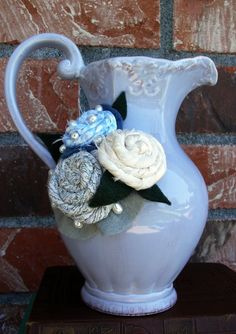Pretty Periwinkle:  Handmade with love by Nikki