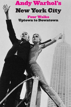 Andy Warhol's New York City by Thomas Kiedrowski.