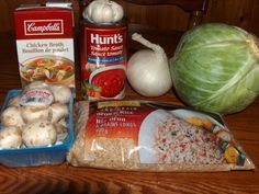Cabbage Rolls My Way. Pork And Cabbage, Cabbage Rolls, Pork Recipes, Yummy Recipes, Tasty, Yummy Food, Tomato Sauce, Pulled Pork, Eating Well