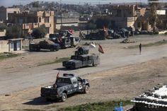 Iracké špeciálne sily prevzali kontrolu nad poslednými časťami Mósulu - Zahraničie - TERAZ.sk
