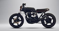 The CB650 was last of Honda's famous air-cooled SOHC fours—but it never really caught on. Maybe it's time for a revival, because this scrambler-style build from Stockholm is drop-dead gorgeous.