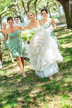 Kellie & Nicholas on Borrowed & Blue.  Photo Credit: Fia Forever Wedding Photography