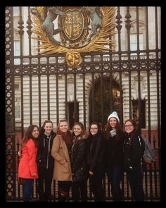Squad takes Buckingham Palace by erin_mcpartland