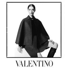 Valentino Taps David Bailey to Shoot Fall 2014 Campaign