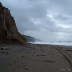 Centerville Beach. Humboldt County, CA.