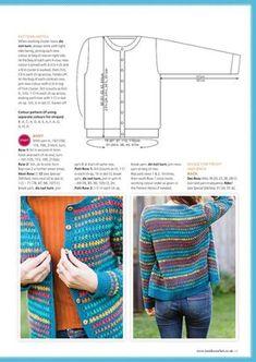 Inside Crochet Issue 73 2016 - 轻描淡写 - 轻描淡写