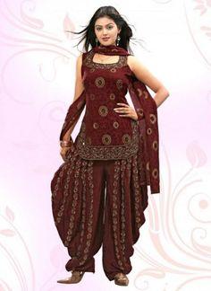 patiala salwar kameez! the perks that come with being punjabi! Represent <3