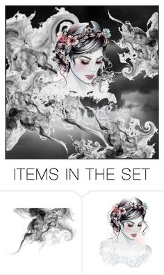 """Storm"" by beanpod ❤ liked on Polyvore featuring art"