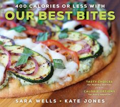 Healthy living is all about choices, and now it's even easier to make good choices with 400 Calories or Less with Our Best Bites. From tasty snacks to mouthwatering entrees to delicious desserts, each recipe is packed with big, bold flavors—and all...