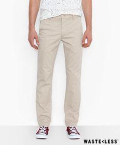 511™ Slim Fit Welt Trousers - Plauza Taupe  - Levi's - levi.com